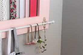 Shabby Chic Nursery Curtains by Pink Hair Bow Holder Pink Headband Holder Shabby Chic Nursery