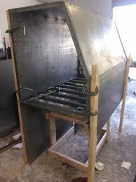 Homemade Blast Cabinet 100 Harbor Freight Sand Blast Cabinet Modifications