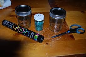 Halloween Glow Jars by Glow Jars