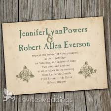 vintage wedding invitations cheap neutral wedding invitations cheap invites at invitesweddings