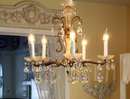 marvellous chandelier for dining room with crystals contemporary