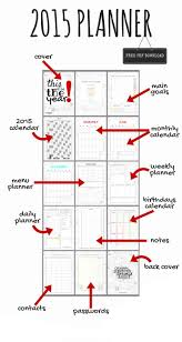 Daily Planners Templates 386 Best Printables Binders Planners Oh My Images On Pinterest
