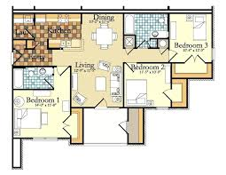 house design plan 3 bedroom small house design medium size of house design layout plan