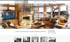 custom remodeling web design for lake homes in kansas city lure