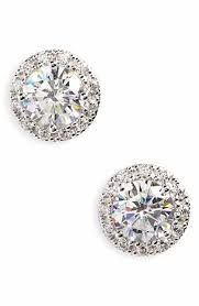 cubic zirconia earrings women s cubic zirconia earrings nordstrom