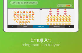 Vacuum Emoji by Sponsored App Review Touchpal Emoji Keyboard Androidheadlines Com
