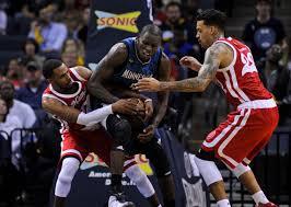 Matt Barnes Fight Nba Minnesota Timberwolves At Memphis Grizzlies 02 19 2016 1500