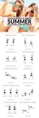 shoulders arms workout for