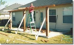 Do It Yourself Patio Cover by Patio Building A Patio Cover Home Interior Decorating Ideas