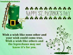 happy st patrick day quotes cards the best collection of quotes