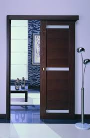 the types of opening the sliding doors