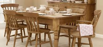 Awesome Pine Dining Table And Chairs For Sale  With Additional - Pine dining room sets