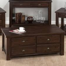 Shadow Box Coffee Table Shadow Box Coffee Table Wayfair