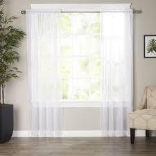 sheer curtains u0026 drapes you u0027ll love wayfair