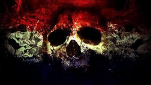 pixel halloween skeleton background hd skull wallpapers wallpaper cave