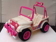 car barbie doll vehicles mattel ebay
