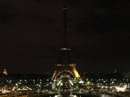 French Flag Eiffel Tower Tehran Attacks Eiffel Tower To Turn Off Lights In Tribute To