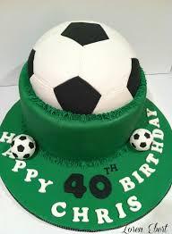 soccer cake the baking sheet soccer cake
