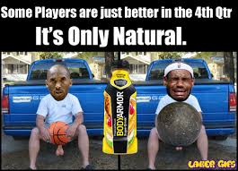 Kobe Lebron Jordan Meme - it s only natural that some players like kobe are better in the