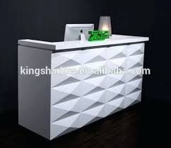 White Salon Reception Desk Hair Salon Reception Desk Salon Equipment Salon Furniture Salon