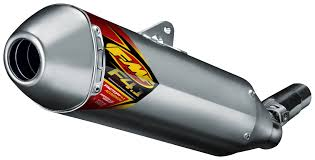 fmf factory 4 1 slip on exhaust honda crf450r 2009 2010 revzilla