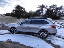 subaru outback convertible 2015 outback the biggest suby is still grown up