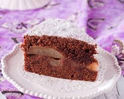 gateau cuisine recette gâteau pommes chocolat