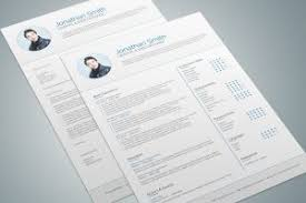 Free Modern Resume Templates Word Resume Template 1000 Ideas About Cv Templates Word On Pinterest