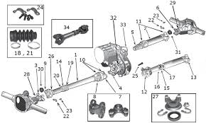 99 jeep wrangler transfer jeep wrangler tj drive shaft parts quadratec