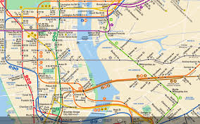 Tokyo Metro Map by Nyc Dynamic Subway Map Android Apps On Google Play