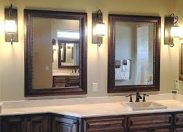 mirrors bathrooms western mirrors for the bathroom curved golden framed wall large