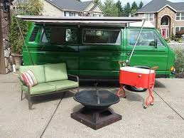 Westfalia Awning For Sale Buy Used 1984 Vw Bus Westfalia Full Camper With Awning Fully