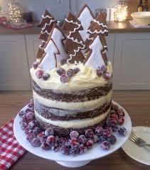 recipe video u2013 gingerbread christmas cake u2013 clare zerny