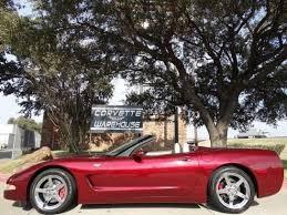 corvette warehouse dallas chevrolet corvette c5 automatic convertible in for sale