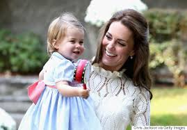 royal family photo duke and duchess reveal their adorably candid