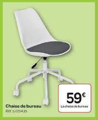 chaise bureau carrefour carrefour promotion chaise de bureau produit maison carrefour
