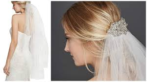 wedding hair veil top 10 best wedding veils which is right for you