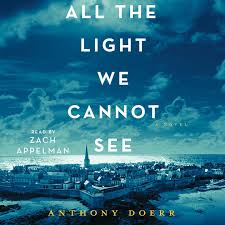 all the light we cannot see audiobook all the light we cannot see a novel unabridged by anthony doerr