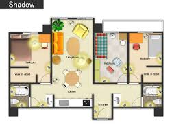 Create Floor Plan With Dimensions Exellent Color Floor Plans With Dimensions E In Inspiration