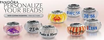 customized charms pandora charms