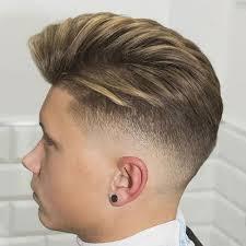 haircuts that show your ears 25 barbershop haircuts men s hairstyles haircuts 2018