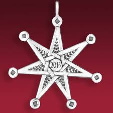 ornament 2016 and hammer ornaments sterling