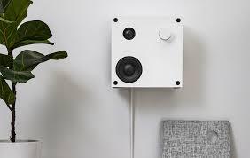 minimalist speakers ikea eneby bluetooth speakers offer minimalist style on a budget