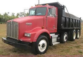 2015 kenworth dump truck 1995 kenworth t800 dump truck item l6414 sold november