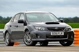 subaru cosworth impreza subaru impreza iii wrx sti 2008 car review honest john
