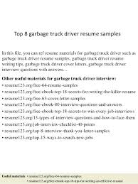 Resume Template For Driver Position Sample Resume Of Driver Sample Resume For Company Driver Position