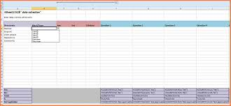 6 data spreadsheet template excel spreadsheets group
