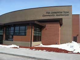 josephine tope community auditorium