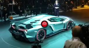 how fast can a lamborghini veneno go lamborghini veneno and its rear wing officially revealed see