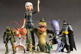 review photos monsters aliens action figures toy quest